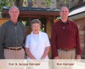 Photo of the Kemper Family